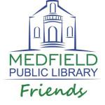 MEDFIELD PUBLIC LIBRARY FRIENDS Logo