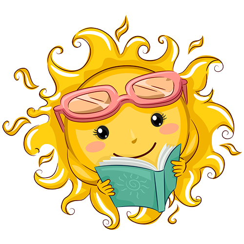 Summer Reading Sun - Medfield Public Library