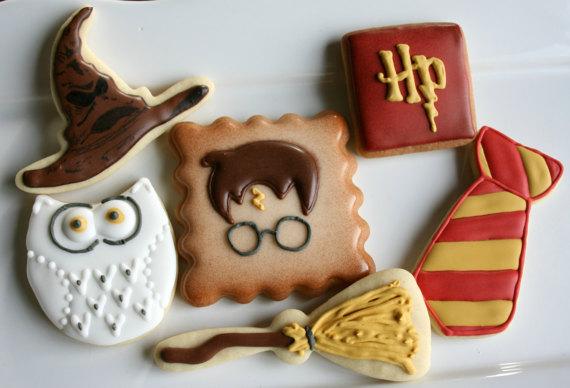 HP Cookie Decorating - Kids