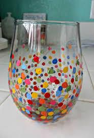 Nina's Glass Painting